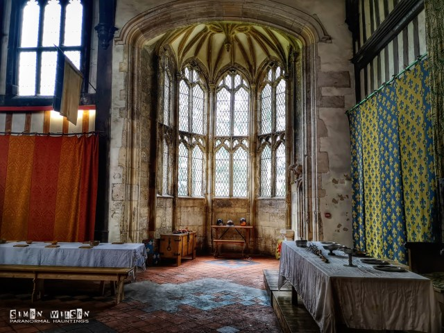 Gainsborough Old Hall [Great Hall]