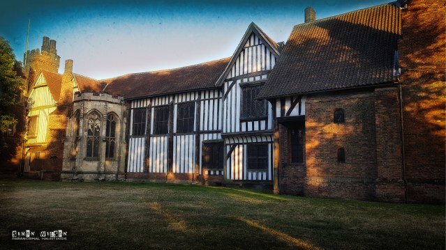 Gainsborough Old Hall | Medieval Hall | History and Ghost Sightings
