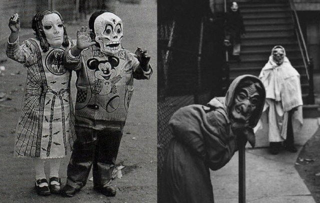 10 creepy Vintage Halloween Costumes!