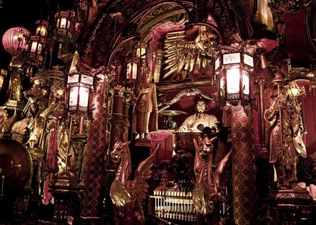 AMERICAN GOD'S – THE Haunted 'HOUSE ON THE ROCK'