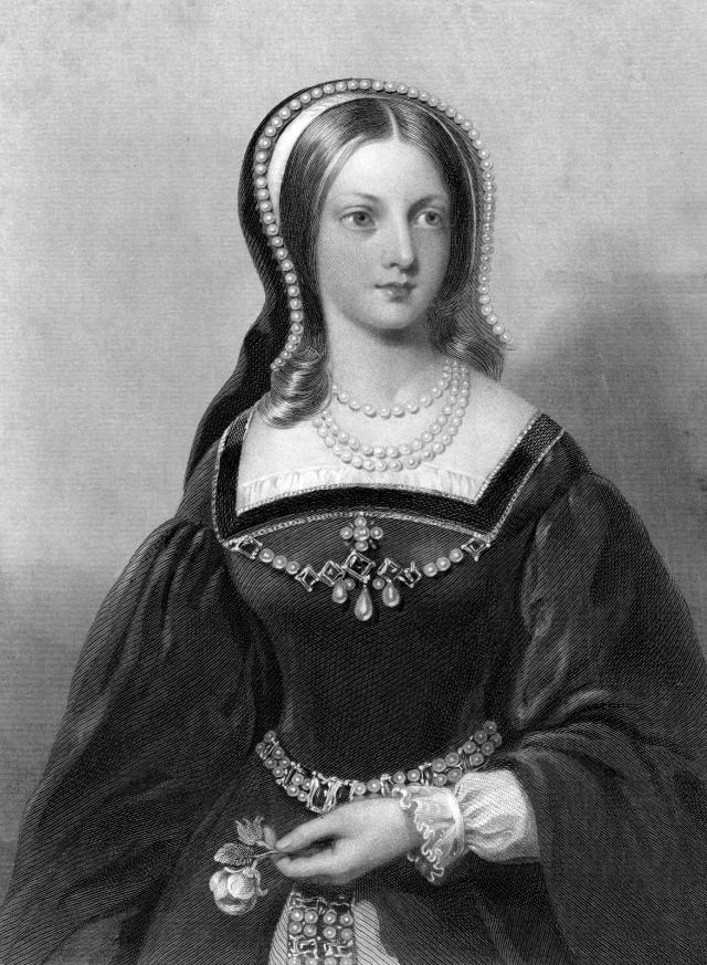 Lady Jane Grey -A Christmas Eve Haunting