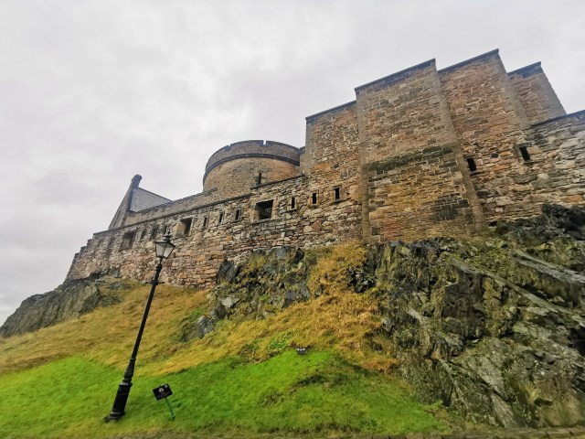 Haunted Edinburgh Castle