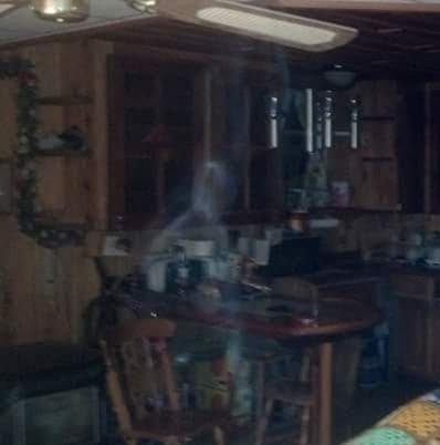 Ghost Picture 2020: Lilly came to visit us?