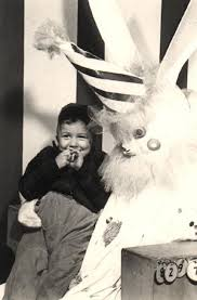 Creepy Easter Bunny Costumes