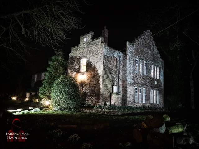 Halsham House |History and Hauntings