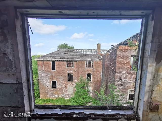 CHEADLE ASYLUM |New Found History of The South Wing/ Hauntings |Our Investigation