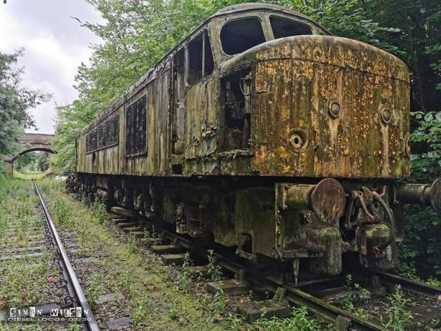 Loco/Carriages Graveyards | Urban Exploring