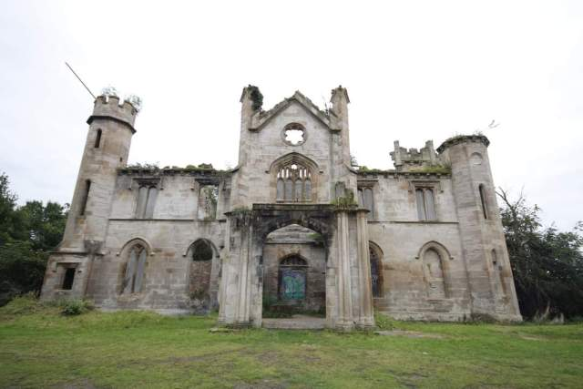 Cambusnethan Priory |Scotland
