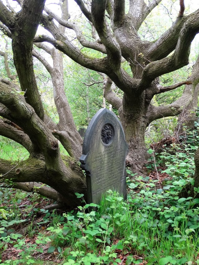 Wardsend Cemetery | History and Haunting's?