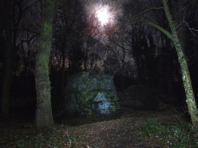 Rockley Furnace – Barnsley, UK  Our Paranormal Investigation