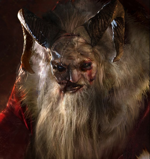 SANTA's Evil Twin Brother – Krampus | History