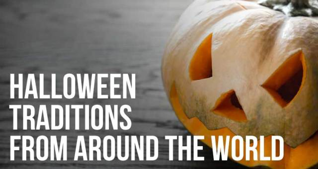 Halloween Traditions from Around the World