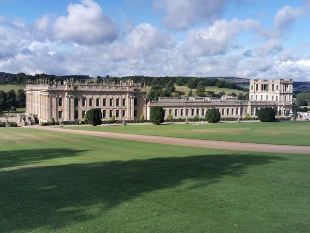 Chatsworth House | Hauntings and History