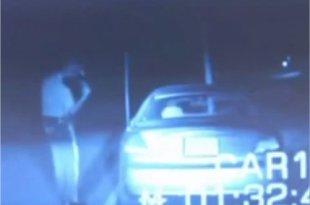 Un policier assassiné par un alien.