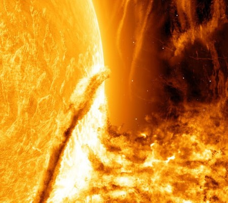 Comment se protéger des éffets d'une super-tempéte solaire