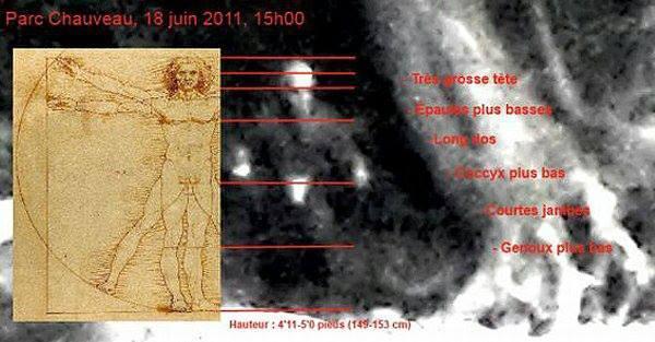 """Photo d'un extraterrestre """"authentique"""" ?"""