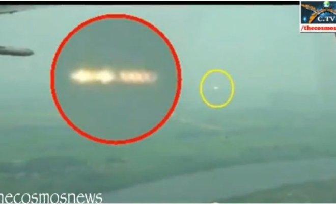 L'apparition d'un OVNI au Japon fait polémique après le retrait de la vidéo sur YouTube