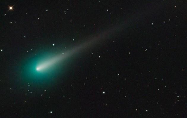 La comète ISON visible à l'œil nu cette semaine