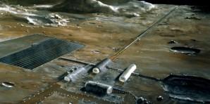 La Nasa veut fabriquer de l'eau et de l'oxygène sur Mars et sur la Lune