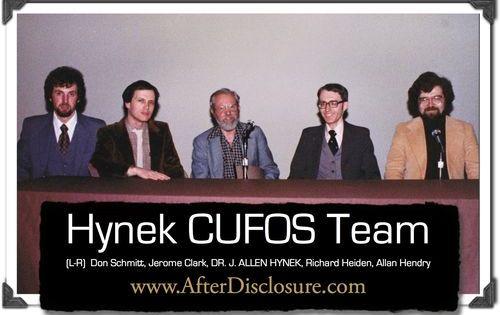 Center for UFO Studies (CUFOS)