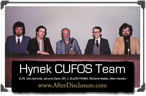 Center for UFO Studies (CUFOS)