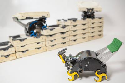 Ces sympathiques robots ont signé l'arrêt de mort de l'ouvrier de la construction