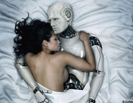 Un robot programmé pour tomber amoureux avec une fille va trop loin