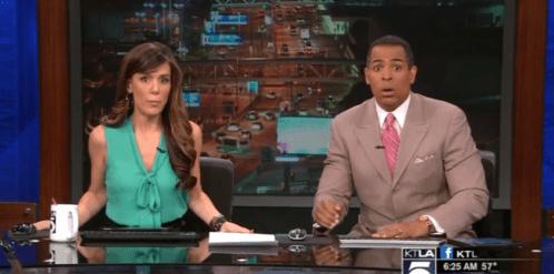Los Angeles: Un séisme sème la panique sur les plateaux télé