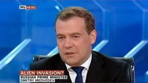 La Russie Ordonne à Obama de parler au monde à propos des extraterrestres, ou nous le ferons