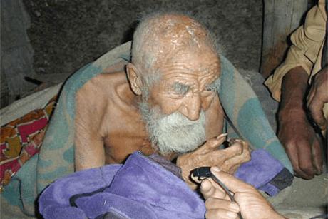 Insolite: Un homme de 179 ans en Inde : « La mort m'a oublié »