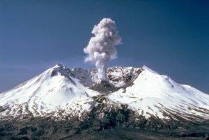 Le mont Saint Helens: l'USGS lance une alerte