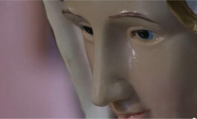 Une vierge qui pleure découverte en Israël
