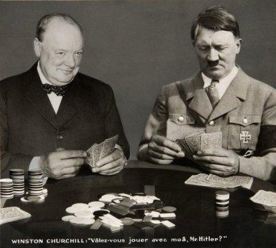 """En 1941, Hitler avait bien fait une offre de paix que Churchill a refusée pour des """"raisons morales"""""""