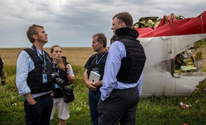 Le vol MH17 de Malaysia Airlines rempli de cadavres plastinés ?