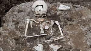 Une nouvelle tombe de ''vampire'' découverte en Bulgarie