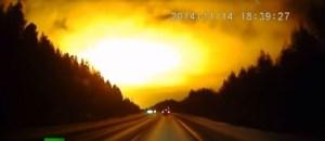 Une «boule de feu» dans le ciel de l'Oural passionne les internautes russes