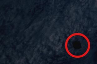Un OVNI de 8 km de diamètre repéré par la NASA ?