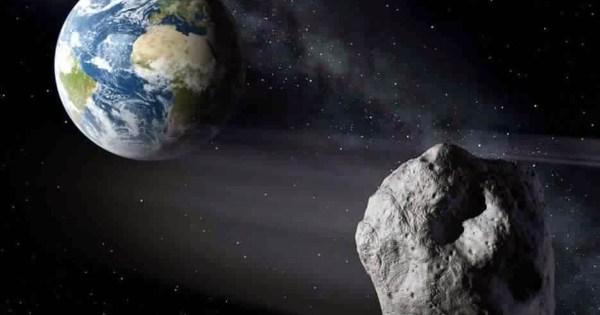 Un astéroïde de 500 mètres va passer à proximité de la Terre aujourd'hui