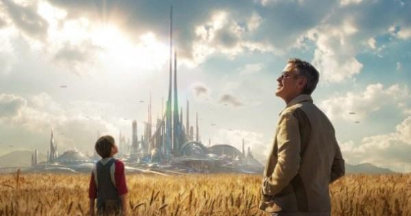 Tomorrowland: affiche et bande-annonce pour le film À la poursuite de demain