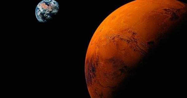 Présence d'eau: Curiosity aurait découvert du sel sur Mars !