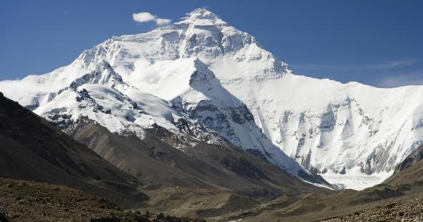Séisme au Népal : l'Everest est devenu plus petit