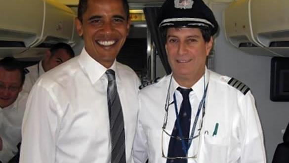 Fox and Friends: l'ancien pilote de Barack Obama a vu un OVNI