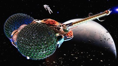 Le vaisseau Lexx