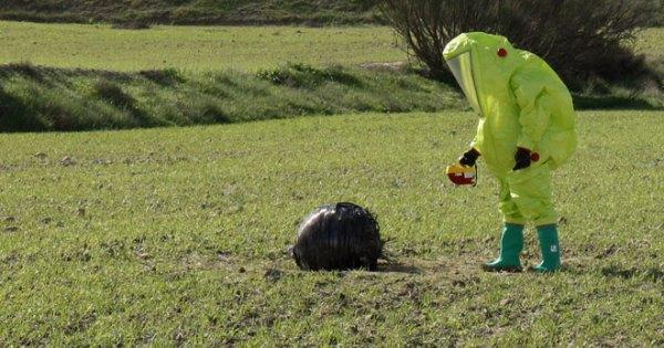 Des objets non identifiés tombent sur la Terre et inquiètent les autorités