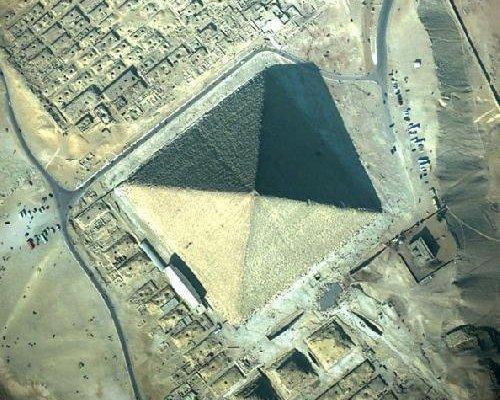 Egypte: Les pyramides (enfin) mises à nu