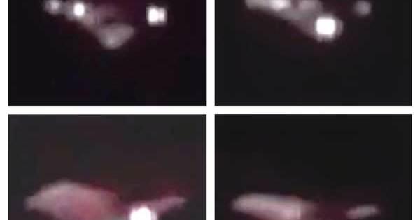 Un homme à Charlotte aux USA a vu un Ovni et a pris une vidéo pour le prouver