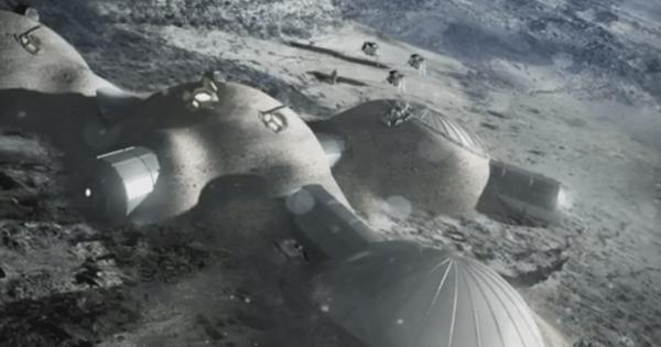 L'Europe veut une base permanente sur la Lune en 2030