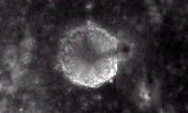 Une tour de 4 kilomètres de haut repérée sur la Lune via Google Map
