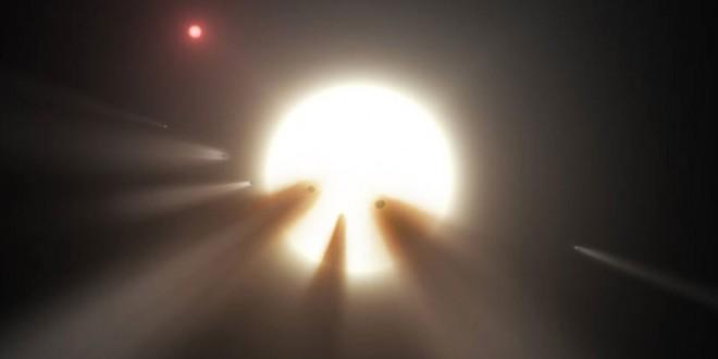 La NASA n'exclut plus la présence de mégastructures extraterrestres sur l'étoile KIC 8462852