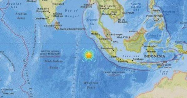 Un séisme de 7.9 sur Richter à Sumatra
